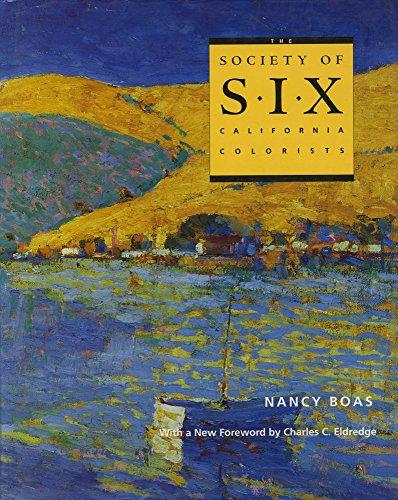 Society of Six: California Colorists: Boas, Nancy