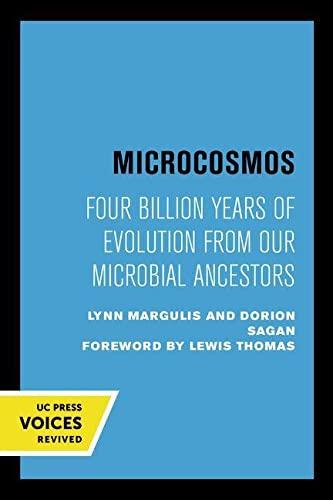 9780520210646: Microcosmos: Four Billion Years of Microbial Evolution