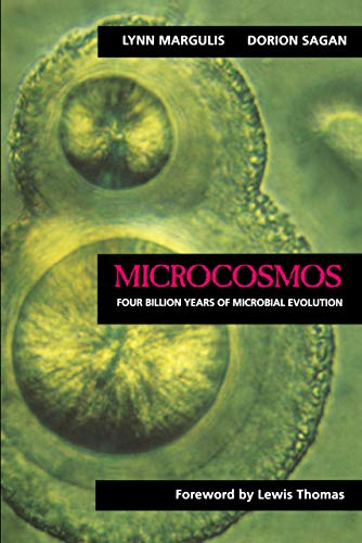 9780520210646: Microcosmos: Four Billion Years of Microbial Evolution