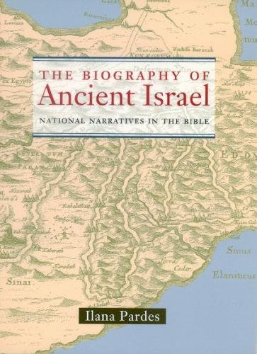 9780520211100: The Biography of Ancient Isræl: National Narratives in the Bible (Contraversions: Critical Studies in Jewish Literature, Culture, and Society)