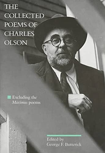 Imagen de archivo de The Collected Poems of Charles Olson: Excluding the Maximus Poems a la venta por LowKeyBooks