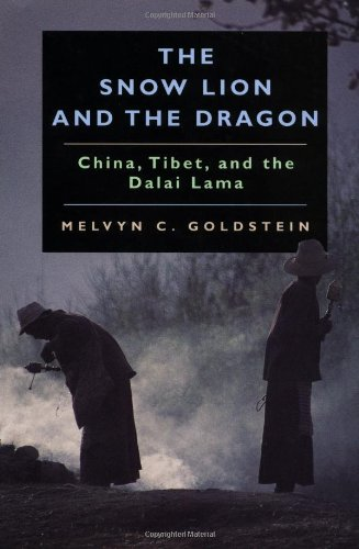 9780520212541: The Snow Lion and the Dragon: China, Tibet and the Dalai Lama