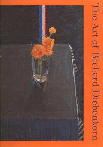 9780520212589: The Art of Richard Diebenkorn (Ahmanson-Murphy Fine Arts Book)
