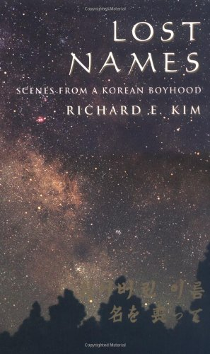 9780520214248: Lost Names: Scenes from a Korean Boyhood