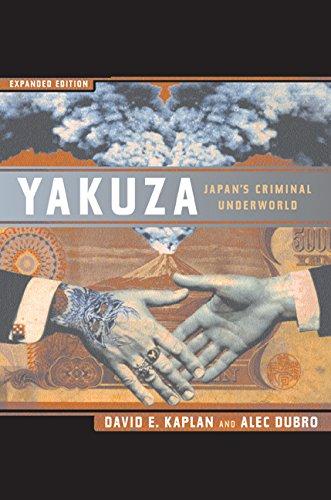9780520215627: Yakuza: Japan's Criminal Underworld, Expanded Edition
