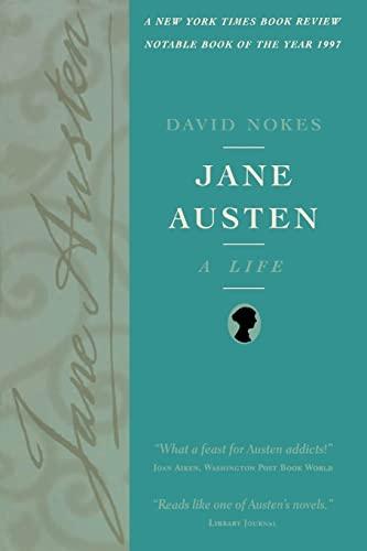 9780520216068: Jane Austen: A Life