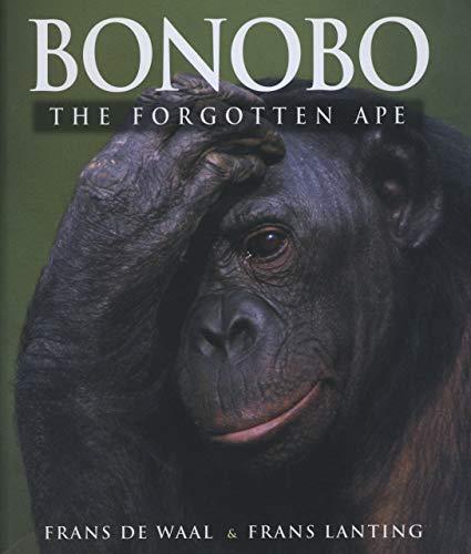 9780520216518: Bonobo: The Forgotten Ape
