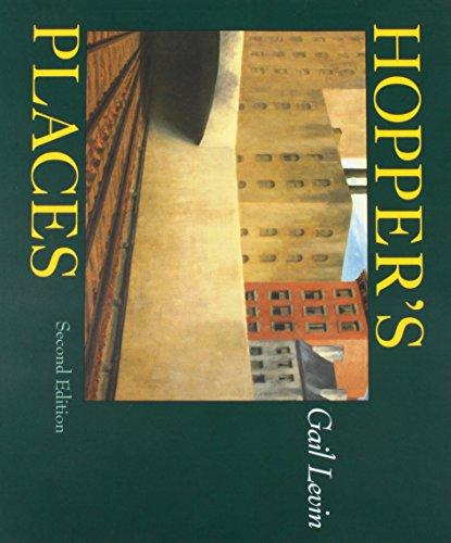 9780520216761: Hopper's Places, Second edition