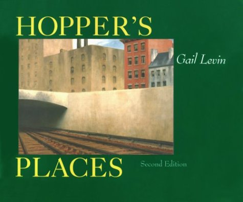 9780520217379: Hopper's Places, Second edition