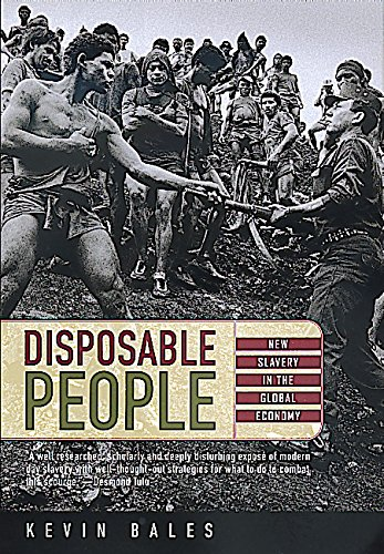 9780520217973: Disposable People: New Slavery in the Global Economy