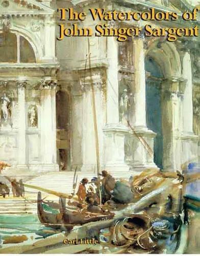 9780520219694: The Watercolors of John Singer Sargent