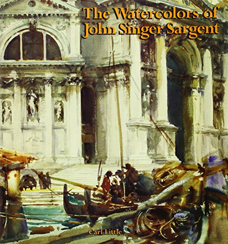 9780520219700: The Watercolors of John Singer Sargent
