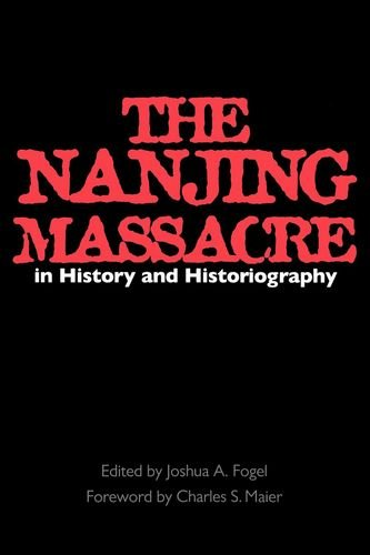 9780520220065: The Nanjing Massacre in History and Historiography