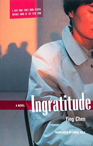 9780520220133: Ingratitude