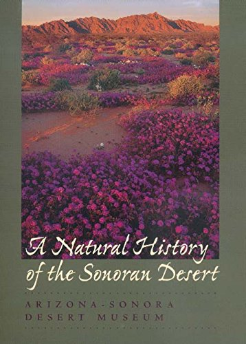 A Natural History of the Sonoran Desert: Phililips, Steven J. and Comus, Patricia Wentworth