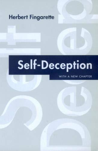 9780520220522: Self-Deception