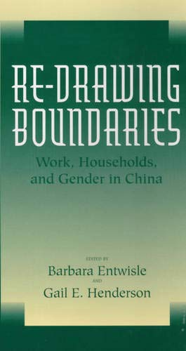 9780520220911: Re-Drawing Boundaries: Work, Households, and GEND (Studies on China)