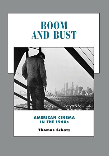 9780520221307: Boom and Bust: American Cinema in the 1940s