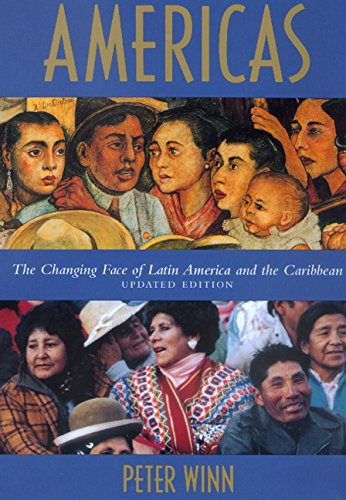 9780520221819: Americas: The Changing Face of Latin America and the Caribbean, Updated Edition