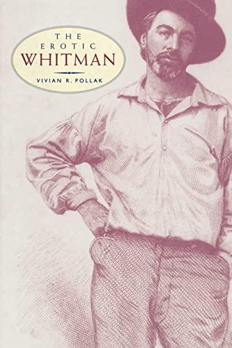 9780520221901: The Erotic Whitman