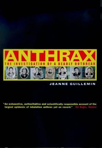 Anthrax : The Investigation of a Deadly Outbreak