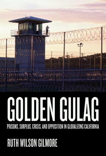 9780520222564: Golden Gulag: Prisons, Surplus, Crisis, and Opposition in Globalizing California (American Crossroads)