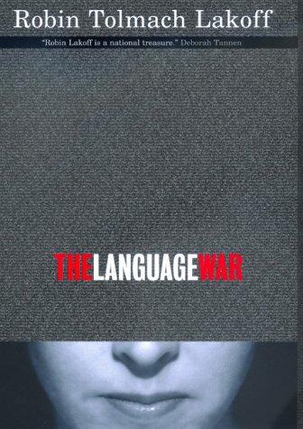 9780520222960: The Language War