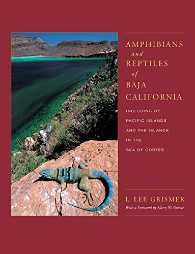 9780520224179: Amphibians and Reptiles of Baja California, Including Its Pacific Islands and the Islands in the Sea of Cortés (Organisms and Environments)