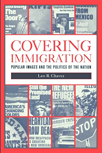 Covering Immigration, Popular Images and the Politics of the Nation