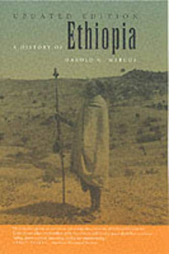 9780520224797: A History of Ethiopia Updated Edition