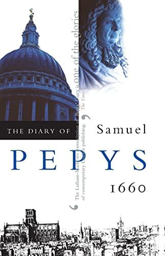 9780520225794: The Diary of Samuel Pepys, Vol. 1: 1660