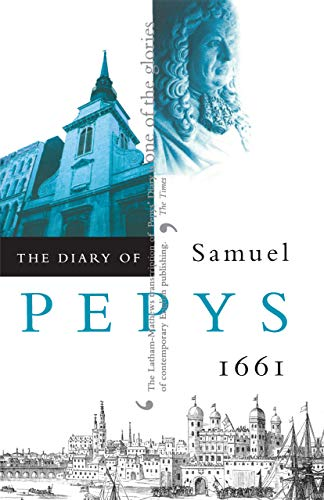 9780520225800: The Diary of Samuel Pepys: 1661 V.2: 1661 Vol 2