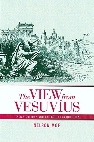 9780520226524: The View from Vesuvius: Italian Culture and the Southern Question