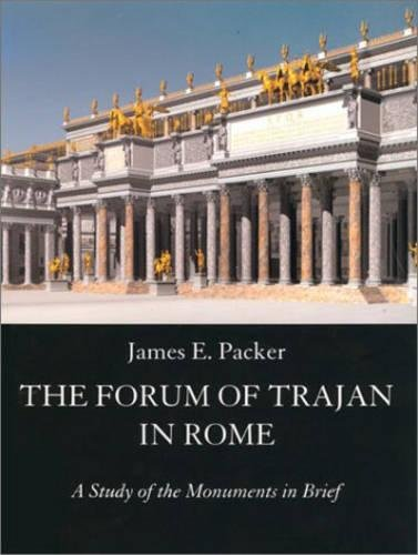 9780520226739: The Forum of Trajan in Rome: A Study of the Monuments in Brief