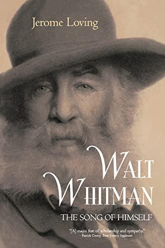 9780520226876: Walt Whitman: The Song of Himself