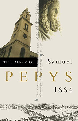 9780520226968: The Diary of Samuel Pepys, Vol. 5: 1664
