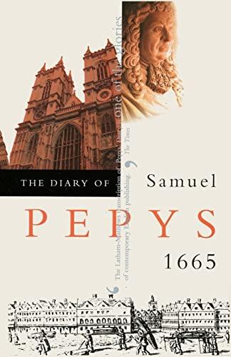 9780520226975: The Diary of Samuel Pepys, Vol. 6: 1665