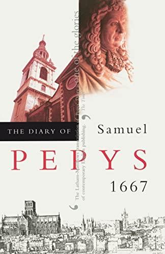 9780520226999: The Diary of Samuel Pepys: 1667 v. 8