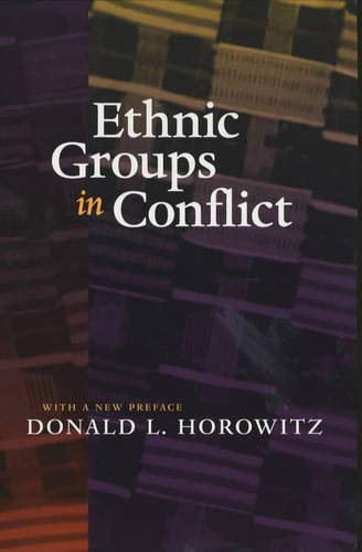 9780520227064: Ethnic Groups in Conflict, Updated Edition With a New Preface