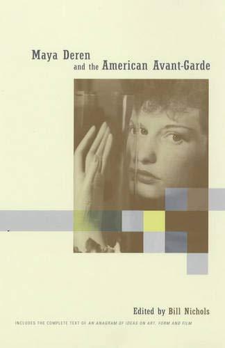 9780520227323: Maya Deren and the American Avant-Garde
