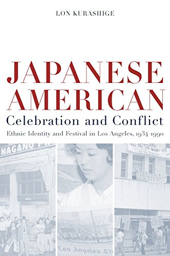 9780520227422: Japanese American Celebration and Conflict: A History of Ethnic Identity and Festival, 1934-1990 (American Crossroads)