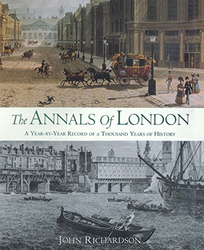 9780520227958: The Annals of London: A Year by Year Record of a Thousand Years of History