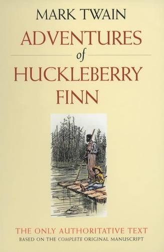 9780520228061: Adventures of Huckleberry Finn (Mark Twain Library)