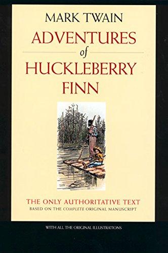 9780520228382: Adventures of Huckleberry Finn (Mark Twain Library)