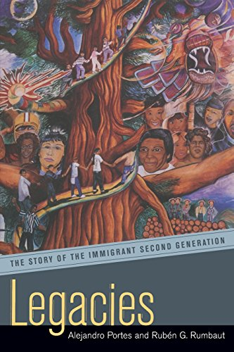 Legacies: The Story of the Immigrant Second Generation (Paperback): Alejandro Portes