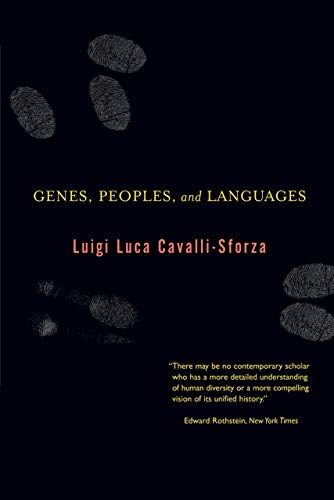9780520228733: Genes, Peoples, and Languages