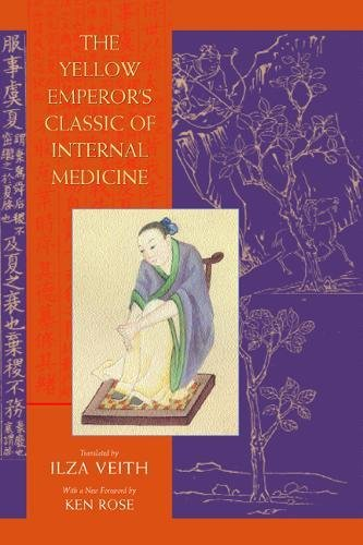 9780520229365: The Yellow Emperor's Classic of Internal Medicine