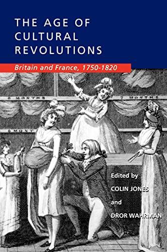 The Age of Cultural Revolutions: Jones, Colin