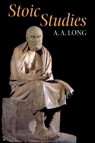 9780520229747: Stoic Studies (Hellenistic Culture and Society)