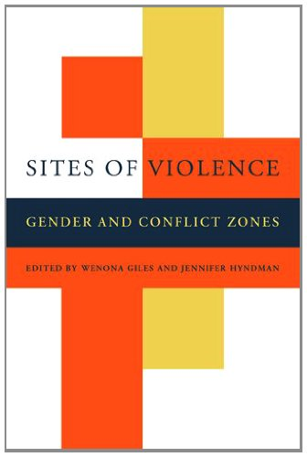9780520230729: Sites of Violence: Gender and Conflict Zones